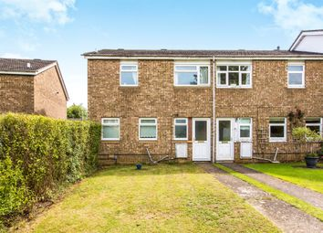 Thumbnail 3 bedroom end terrace house for sale in Regent Close, Eaton Socon, St. Neots