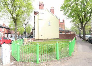 Thumbnail Land for sale in Linwood Road, Handsworth, West Midlands