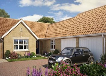 Thumbnail 3 bedroom detached bungalow for sale in Plot 110 Edgecomb Park, Farriers Road, Stowmarket