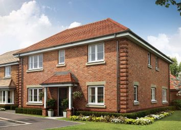Thumbnail 4 bed detached house for sale in Beech Hill Road, Spencers Wood