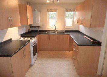 Thumbnail 3 bedroom terraced house to rent in Copsewood, Werrington, Peterborough