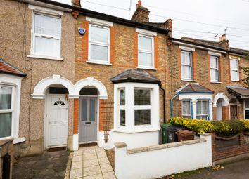 Thumbnail 3 bed terraced house for sale in Carlton Road, London