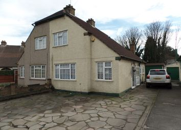 Thumbnail 3 bed semi-detached house for sale in West Drayton Road, Uxbridge