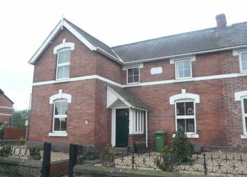 Thumbnail 3 bed semi-detached house to rent in St. Owen Street, Hereford