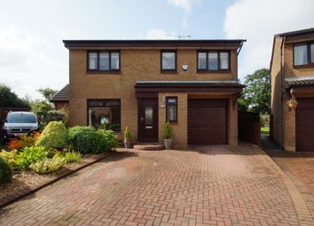 Thumbnail 4 bed detached house for sale in Heather Gardens, Lenzie
