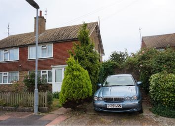 1 bed flat for sale in Elsted Close, Eastbourne BN22