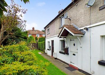 Thumbnail 1 bed terraced house for sale in Bradwall Road, Sandbach