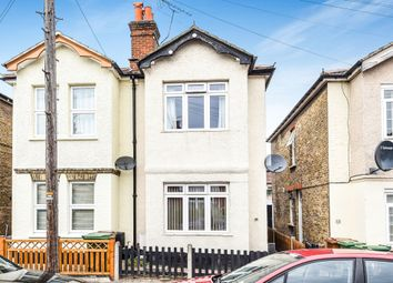 2 bed semi-detached house for sale in Vicarage Road, Sutton SM1