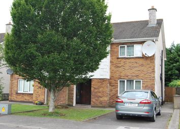 Thumbnail 4 bed semi-detached house for sale in 10 Caislean Riada, Coosan, Athlone East, Westmeath