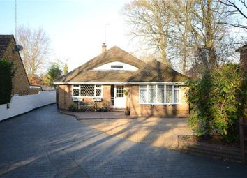 Thumbnail 3 bed detached bungalow for sale in Nine Mile Ride, Finchampstead, Wokingham
