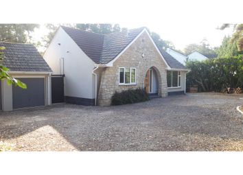 Hurn Lane, Ringwood BH24. 3 bed detached bungalow