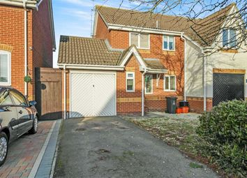 Thumbnail 3 bedroom semi-detached house for sale in Copse Avenue, Swindon, Wiltshire