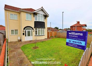 Thumbnail 3 bed detached house for sale in Victoria Road, Prestatyn