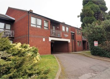 Thumbnail 2 bed flat for sale in Harborough Road, Oadby