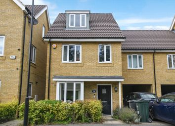 Thumbnail 4 bed town house to rent in Martin Drive, Dartford