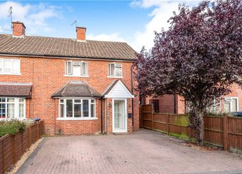 Thumbnail 3 bed semi-detached house for sale in The Crescent, Egham