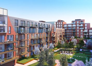 Thumbnail 2 bed flat for sale in London Square, Streatham, Streatham Hiill