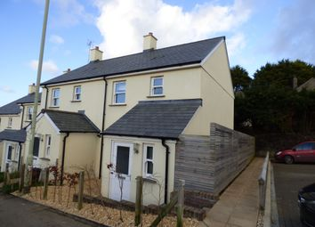 Thumbnail 3 bed terraced house to rent in Link Road, Okehampton