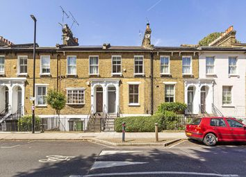 Thumbnail 3 bed flat for sale in Sidney Road, Stockwell, London