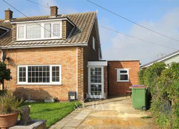 Thumbnail 3 bed semi-detached house for sale in Pleasance Road North, Lydd On Sea, Romney Marsh