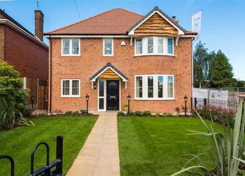 Thumbnail 4 bed detached house for sale in Plough Hill Road, Nuneaton