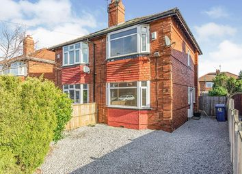 Thumbnail 2 bed semi-detached house to rent in Masefield Road, Doncaster