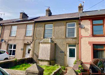 Thumbnail 3 bed terraced house for sale in Bryncelyn Road, Penygroes, Caernarfon, Gwynedd.