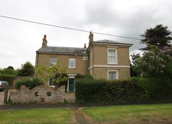 Thumbnail 5 bedroom detached house for sale in High Street, Mepal, Ely