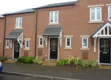 Thumbnail 2 bed town house to rent in Merton Close, Church Gresley, Swadlincote