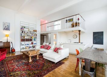 Thumbnail 3 bed flat to rent in Burns Road, Battersea