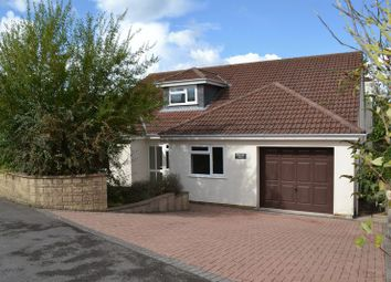 Thumbnail 5 bed detached bungalow for sale in The Mead, Farmborough Village, Near Bath
