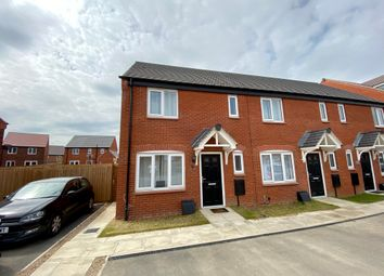 Thumbnail 3 bed town house for sale in Bampton Close, Boulton Moor, Derby