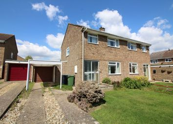 Thumbnail 3 bed semi-detached house for sale in Manton Road, Hamworthy, Poole