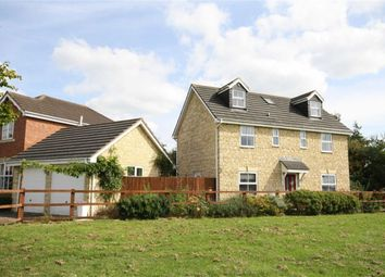Thumbnail 5 bed detached house for sale in Blackwellhams, Chippenham, Wiltshire