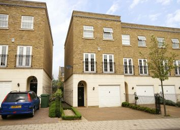 Thumbnail 4 bedroom town house for sale in Chadwick Place, Surbiton