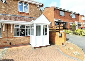 Thumbnail 2 bed semi-detached house for sale in Harvest Close, Upper Gornal, Dudley