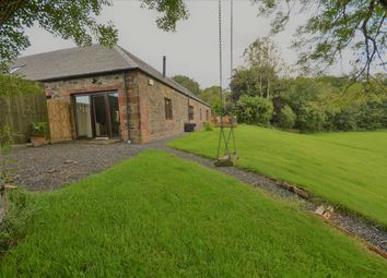 Thumbnail 5 bed link-detached house for sale in Cairnston Farm Steading, Drongan, Ayr