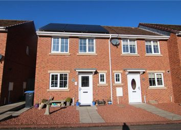 Thumbnail 2 bed semi-detached house for sale in Taylor Avenue, Bearpark, Durham