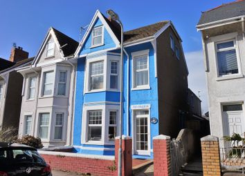 Thumbnail 6 bed semi-detached house for sale in 54 Victoria Avenue, Porthcawl, Bridgend, Bridgend County.