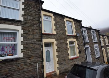 Thumbnail 3 bed terraced house for sale in Charles Street, Brithdir, New Tredegar