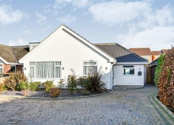 Thumbnail 4 bed detached bungalow for sale in The Cranbrooks, Wheldrake, York