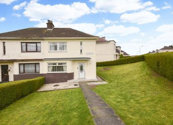 Thumbnail 3 bed semi-detached house for sale in Kelvin Way, Kilsyth, Glasgow