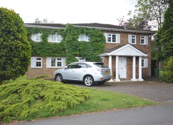 Thumbnail 5 bed detached house for sale in Herbert Road, Emerson Park, Hornchurch