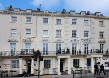 Thumbnail 1 bed flat to rent in Belgrave Road, Pimlico