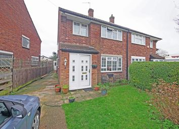 Thumbnail 3 bed semi-detached house for sale in Denbigh Drive, Hayes, Middx