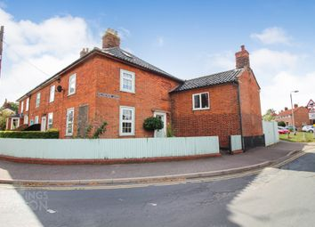 Thumbnail 4 bed end terrace house for sale in Wilderness Lane, Harleston