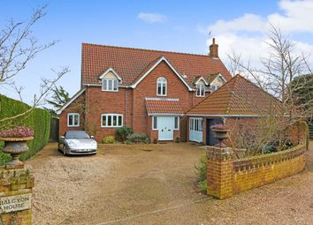 Thumbnail 4 bed detached house for sale in Hog Lane, Blackheath, Wenhaston, Halesworth