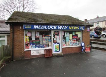 Thumbnail Retail premises for sale in 2 Medlock Way, Oldham