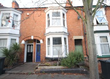 Thumbnail 2 bed terraced house to rent in Harrow Road, West End, Leicester