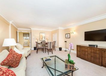 Thumbnail 2 bedroom flat to rent in Hyde Park Gate, Knightsbridge, London